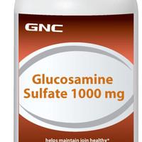 GNC Glucosamine Sulfate 1000 - 90 kaplet : Kesehatan Sendi dan Tulang