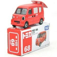 Tomica Series no 68 Post Van