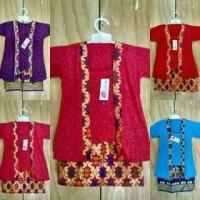 Kebaya Kartini/ Baju Kartini / Kebaya Kutubaru/ Kutubaru anak