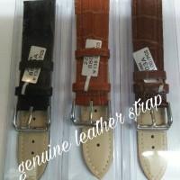 Jual strap jam tangan cewek,cowok//genuine leather strap/tali kulit Murah