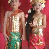 Jual Baju Adat/ Baju Karnaval Anak/ Baju Bali Murah