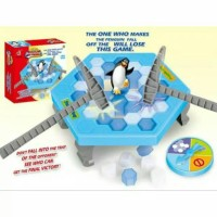 Have fun games penguin trap