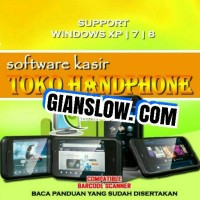 SOFTWARE TOKO CONTER DAN ACESORIS HP FULL VERSI