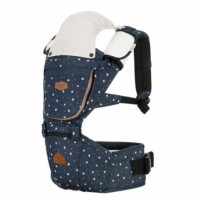 I-angel Rainbow Hipseat carrier +baby carrier (3 fungsi) denim