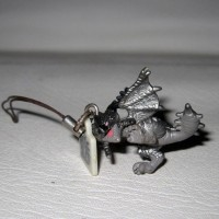 Action Figure Silver Rathalos Monster Hunter Monster Mascot Original
