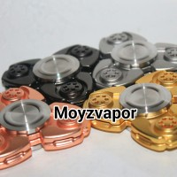 Jual CKF Style Fidget Spinner Alumunium | Hand Spinner Murah
