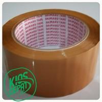 Lakban DAIMARU Coklat (48mm x 90Yd)
