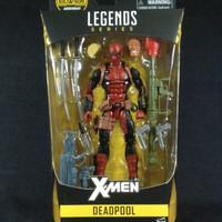 Marvel Legends Deadpool X-men series