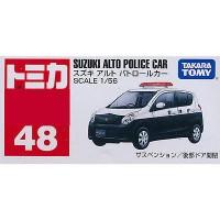 Suzuki Alto Police car no 48 Tomica Takara tomy