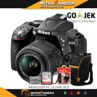 Nikon D5300 Kit 18-55mm