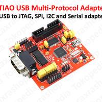 JTAG / Flash USB / Universal Flash Programmer