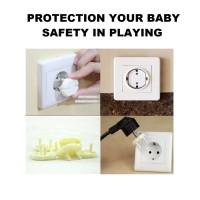 Pengaman|Stop|Kontak|Colokan|Lubang|Listrik|Proteksi|Anak|Bayi|Penutup