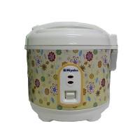 Miyako MCM-609 Penanak Nasi Serbaguna 0.6 L Rice Jar Cooker Magic Com