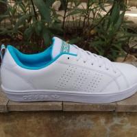 Sepatu Wanita Sneakers Kets Adidas Neo Advantage Cewe Sekolah