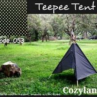 Teepee Tent. tenda indian Cozyland