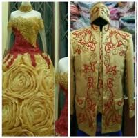 baju pengantin couple sepasang ready harga PROMO