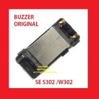 BUZZER SONY SE S302 W302 LOUDSPEAKER MUSIK ORI RING TONE NADA 700833