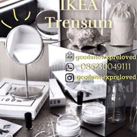 IKEA Trensum Standing Mirror Cermin Makeup Cermin Rias Kaca Makeup