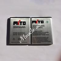 Baterai Mito Fantasy A50 (ba-00046) Batre/batrai/battery