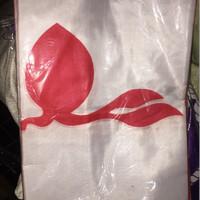 Bendera wosm / Tunas kelapa