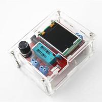 harga Mega328 Transistor Tester Diode Lcr Esr Freq Meter + Case + Probe Tokopedia.com