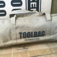 Toolbag Kenmaster/ Tool Bag/ Tas Tools Perkakas Kunci Spare part