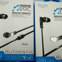 earphone /head set hp samsung bb g&u original