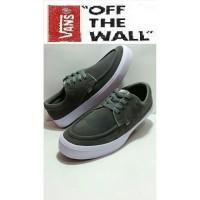 Sepatu Pria Vans Zapato Grey