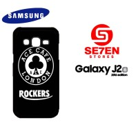 Casing HP Samsung J2 2016 ACE CAFE ROCKER fix Custom Hardcase Cover