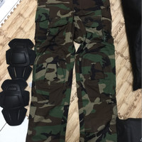 Emerson G3 Combat Pants Woodland
