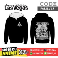 Jaket FALILV 6J ~ Fear, and Loathing in Las Vegas ~ Hobiku Anime Store