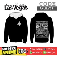 Jaket FALILV 2J ~ Fear, and Loathing in Las Vegas ~ Hobiku Anime Store