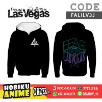Jaket FALILV 3J ~ Fear, and Loathing in Las Vegas ~ Hobiku Anime Store