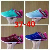 harga Sepatu Adidas Neo Dragon Buat Fitness Senam Zumba Aerobic Jogging Tokopedia.com