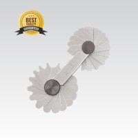 Radius Gauge R7-14.5 ( Top Quality ) Peralatan Ukur / Perkakas Tukang