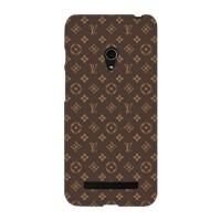 Casing Hp LV Pattern Asus Zenfone 2/5/Selfie/Go(5 Inch) Custom Case