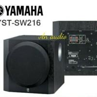 subwoofer aktif YAMAHA YST-SW216 (ORIGINAL) 10IN