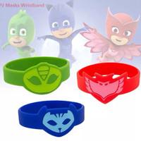 Gelang PJ Masks - Catboy Owlette Gekko