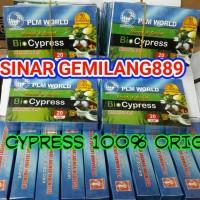 Bio Cypress BioCypress Obat Herbal Nyeri Sendi, Saraf, Stroke Dll
