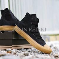 Sepatu Converse Chuck Warna Hitam Premium/Keren/Baru