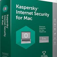 Jual Kaspersky Internet Security 2017 Original For MAC Murah