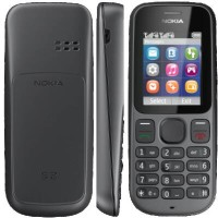 Handphone Jadul Nokia 101 Dual Sim /bs pk memori card/no samsung