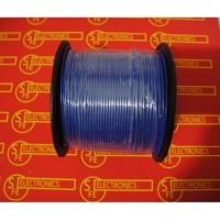 Kabel AWG 22 Biru (per meter)