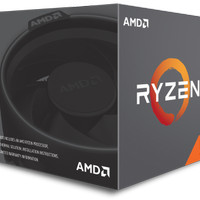 AMD Ryzen 5 1600 3.2Ghz Up To 3.6Ghz Cache 16MB 95W AM4 [Box] - 6 Core