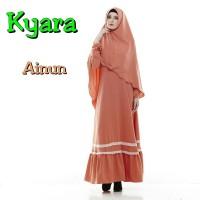 READY Gamis Ainun Syari by Kyara