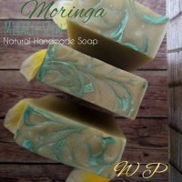 MORINGA MIRACLE SCENT-NATURAL SOAP-HANDMADE