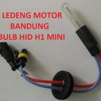 Lampu HID H1 mini ( bohlam only untuk projie )