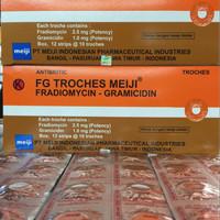 FG Troches (per box)