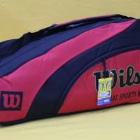 Tas Raket Tenis Wilson TF 487
