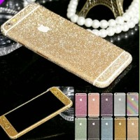 Iphone 5 / 5s / se Glitter Skin / Garskin / Sticker Glitter Case Cover